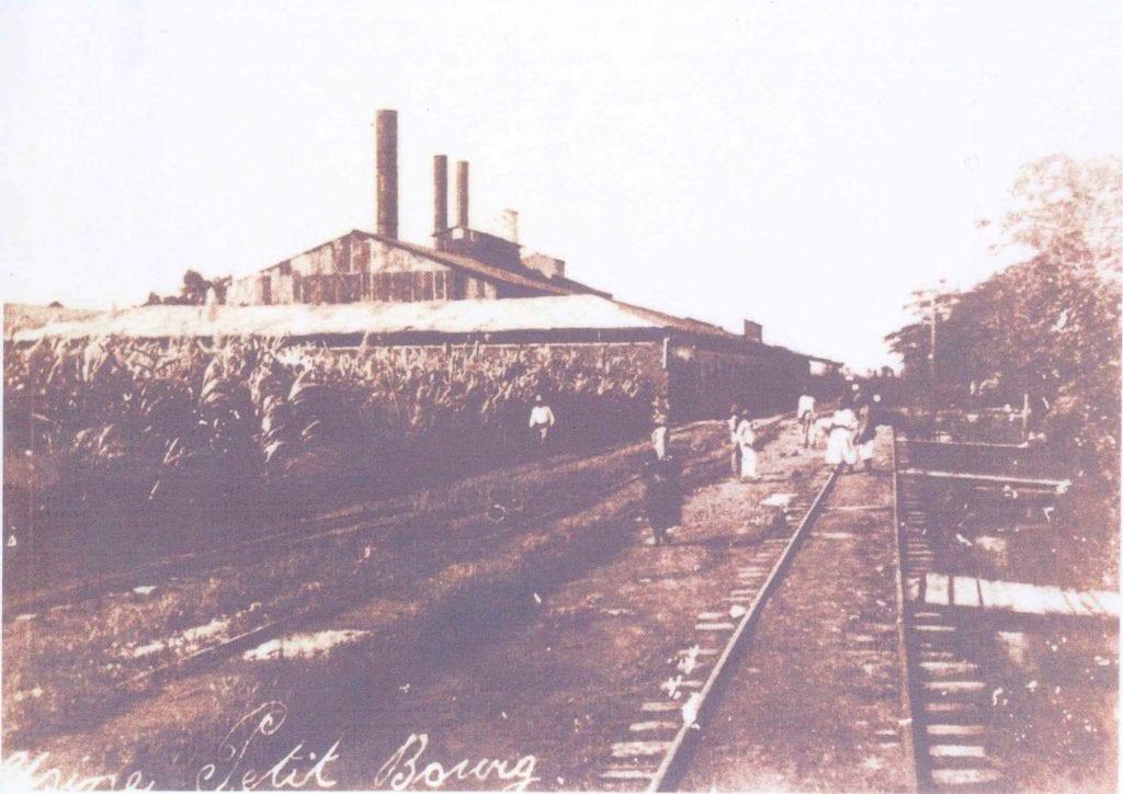 Usine de Rivière-Salée (Petit-Bourg)