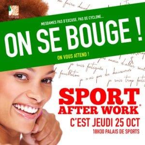 Sport After Work à Rivière-Salée, jeudi