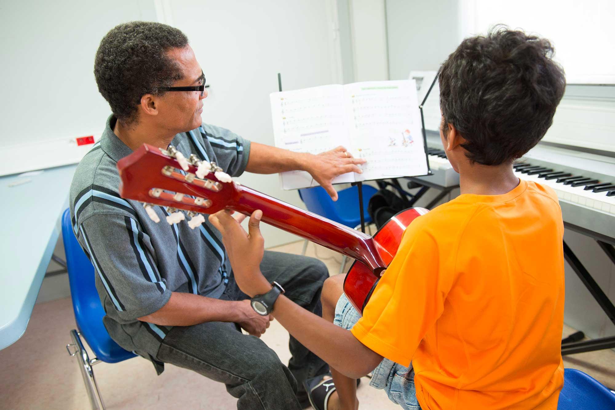 apprendre la musique - cours