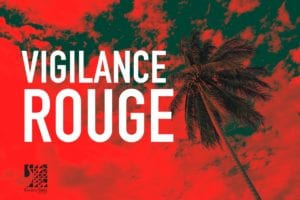 Consignes Vigilance rouge Cyclone - Martinique