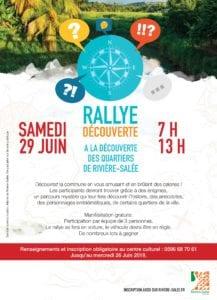 Rallye Découverte